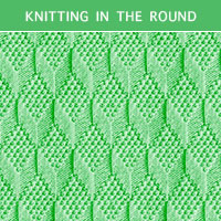 Knit Purl 53 -Knitting in the round