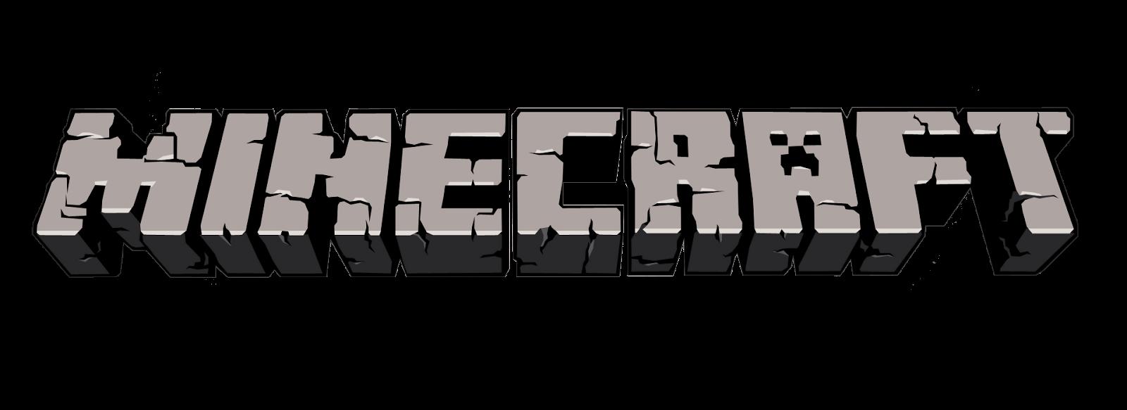 Minecraft logo - Minecraft - Alegria pra todos