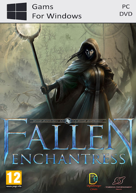 Elemental Fallen Enchantress Download Cover Free Game