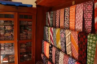 Sentra Kerajinan Batik Di Tasikmalaya