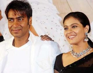 Ajay Devgan and Kajol Devgan