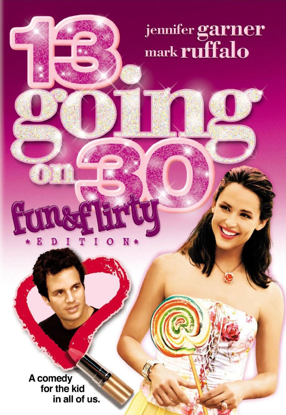 Nonton Film 13 Going on 30 (2004)