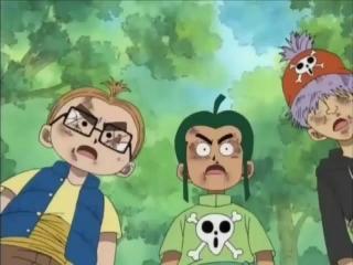 One Piece - Episódio 17