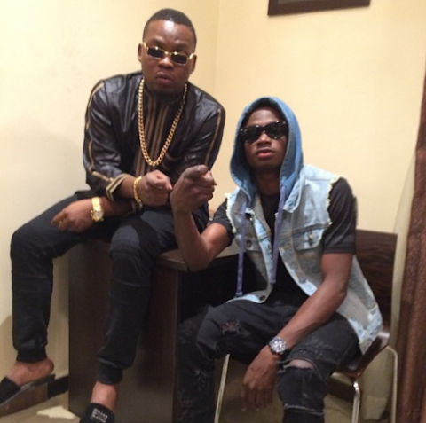 Olamide Confirms Lil Kesh Is No Longer Signed To YBNL