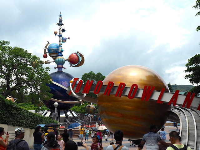 Tomorrowland | Disneyland Hong Kong