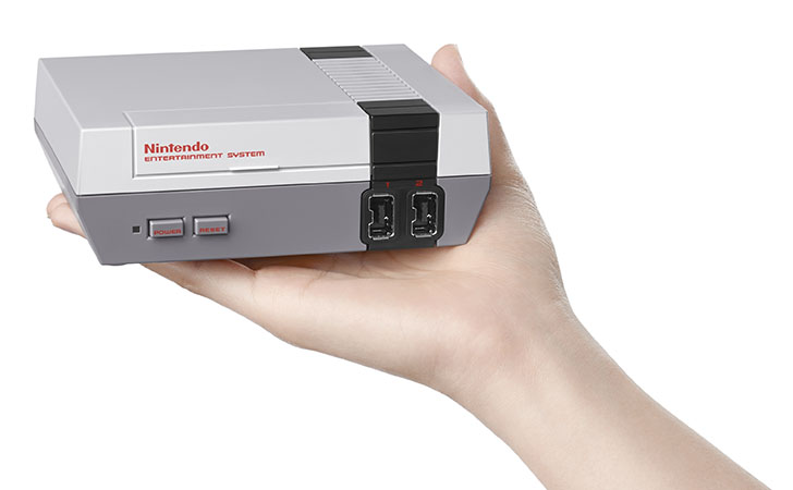 Nintendo Is Releasing A Modernized Version Of Their Retro Entertainment System On November 11 2016 The NES Classic Edition With 30 Pre-Installed Games