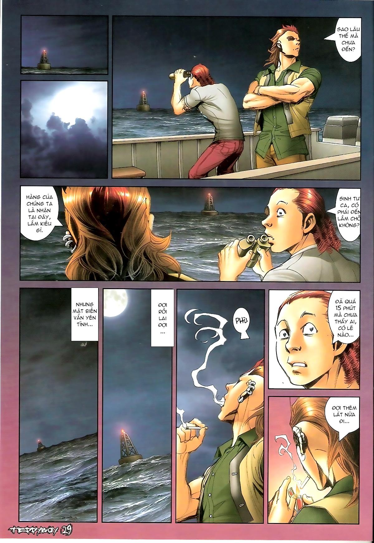Người Trong Giang Hồ - Chapter 1348: Đại Ân Nhân - Pic 26