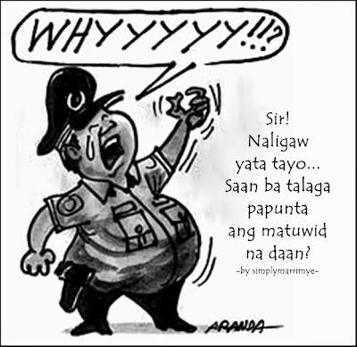 """Nasaan ba ang Matuwid na Daan?"" by simplymarrimye"