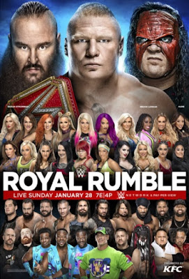 WWE Royal Rumble 2018 PPV 720p WEBRip 2Gb x264