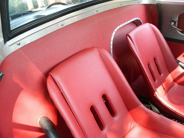 1956 Porsche 550 Spyder 1500 Rs Auto Restorationice