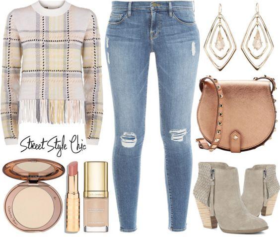 Street Style Chic - Winter Style www.toyastales.blogspot.com #ToyasTales