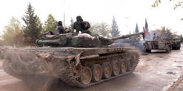 Αφανίζουν τους τζιχαντιστές! Πάνω από 100 μαχητές του ISIS εξολόθρευσε ο Συριακός στρατός   Βίντεο
