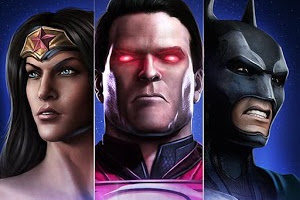 Injustice: Gods Among Us v2.18 Mod Apk (Unlimited Coins)