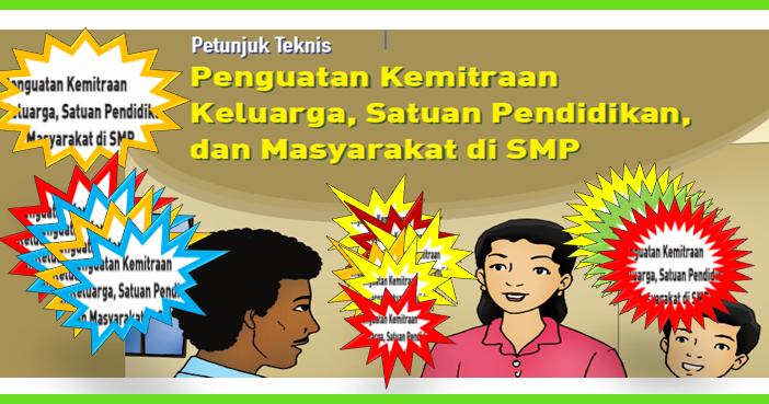 Penguatan Kemitraan Keluarga Satuan Pendidikan Dan Masyarakat Di Smp Sd Negeri 1 Asemrudung