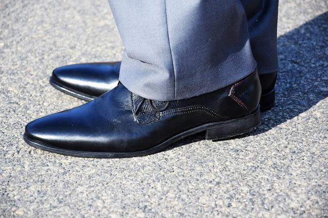Footway, eleganckie buty Bugatti.