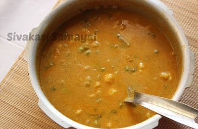 Vegetable Chalna – Vegetarian recipes