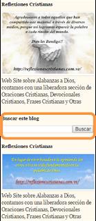 Instrucciones para la búsqueda de post