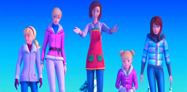 Watch Barbie A Perfect Christmas (2011) Movie Online For Free in English Full Length