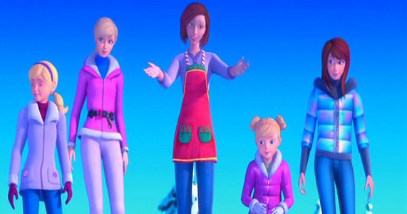 Watch Barbie A Perfect Christmas (2011) Movie Online For Free in English Full Length-Free Barbie ...