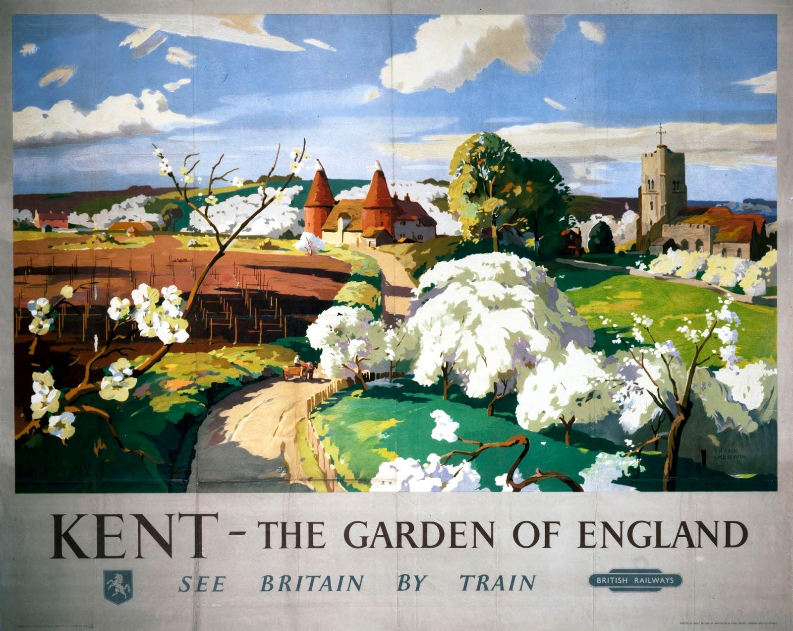 Art Artists Railway Posters Part 7