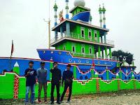 Kapal Bosok, Wisata Bersejarah di Serang yang Lagi Hits