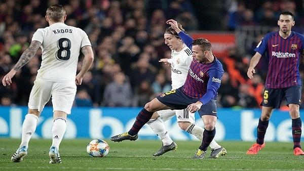 ريال مدريد يوجه صفعة قوية لبرشلونة