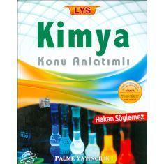 Palme LYS Kimya Konu Anlatımlı Kitap (2017)