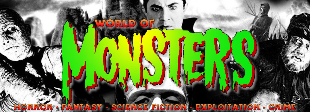 WORLD OF MONSTERS
