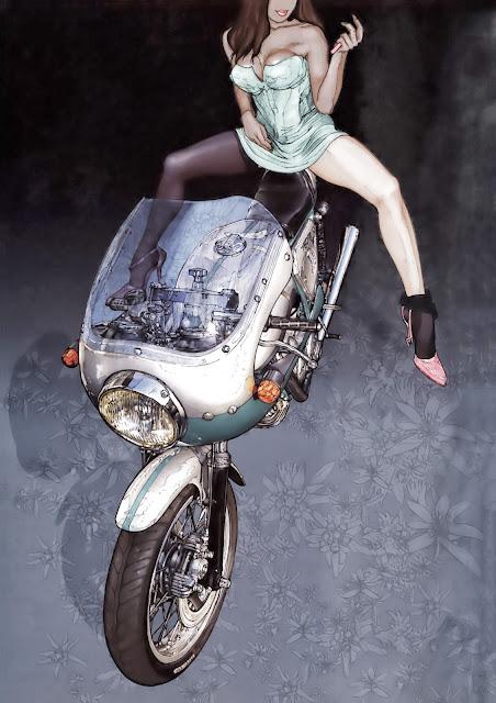 Ducati Bevel