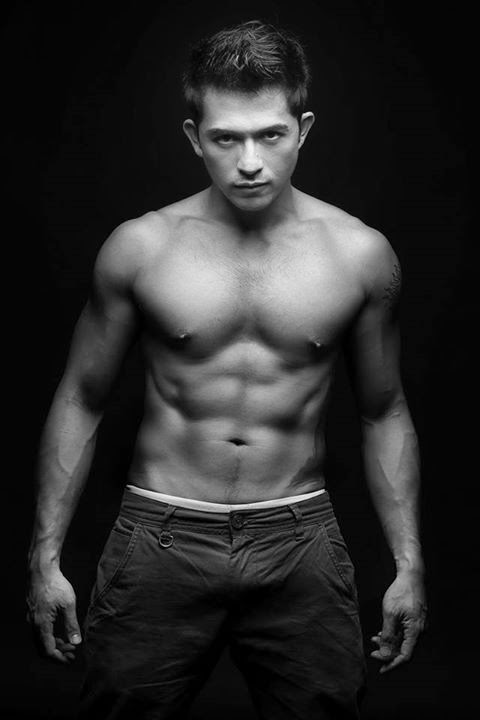 dennis trillo shirtless for bench the naked truth