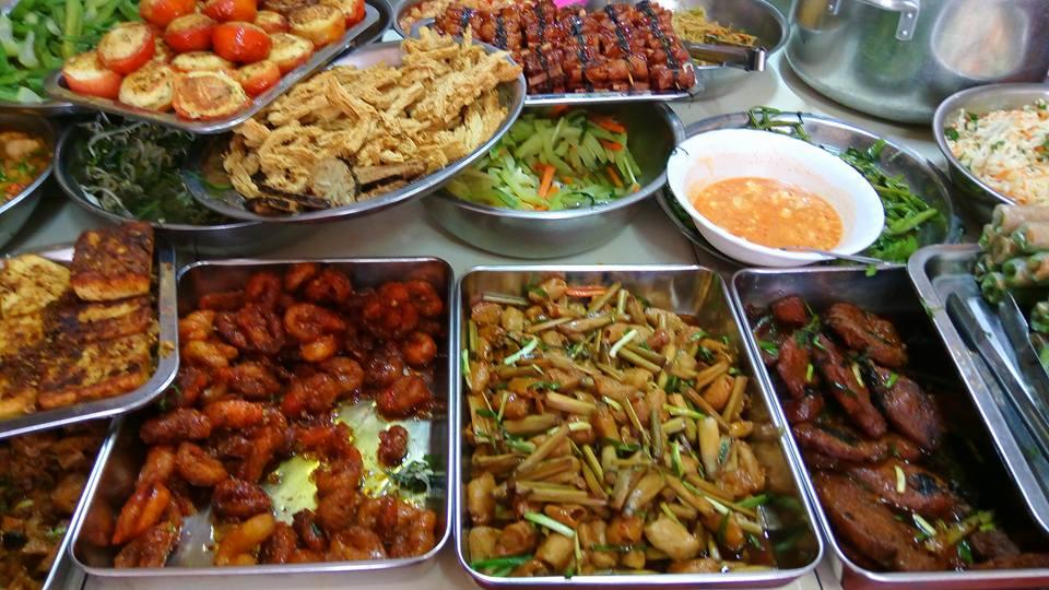 Quán cơm chay Khánh Ly, Phú Quốc tiệc butffet chay hấp dẫn – THIEN LONG PHU  TRAVEL - DU LỊCH PHÚ QUỐC GIÁ RẺ