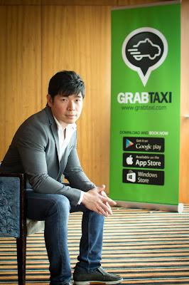 Mengenal lebih dekat Anthony Tan sang founder Grab