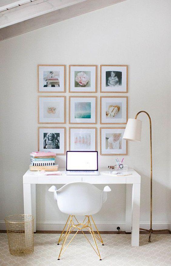 Qu encanto escritorios para espacios peque os for Escritorios para espacios pequenos