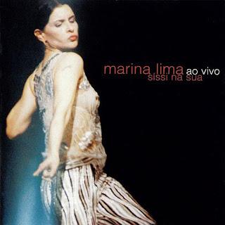 Baixar CD Marina Lima – Síssi Na Sua Ao Vivo