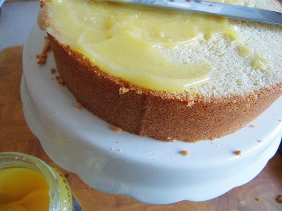 Sponge Cake Recipe Lemon Curd: Emily's Recipes And Reviews