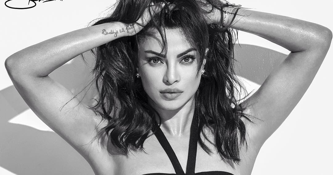 Bollywood Actresses In Maxim: Priyanka Chopra Maxim June 2016 Scans