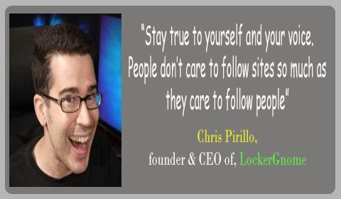tip blogging chris pirillo