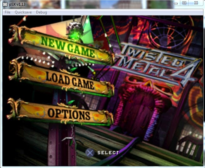 Twisted Metal 4 ISO PS 1 Download  Games7 Collection
