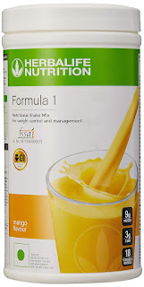this image relates herbalife formula 1 shake for weight loss product