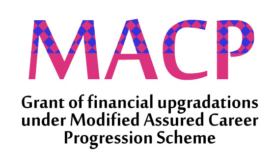 MACP - Grant of financial upgradations under Modified Assured Career Progression Scheme