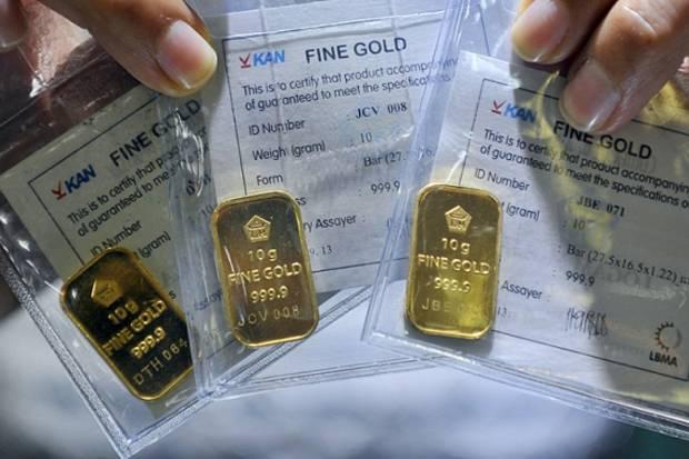 Cara bermain emas di forex