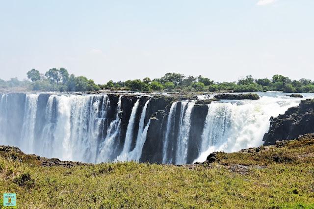 Cataratas Victoria, Zimbabwe