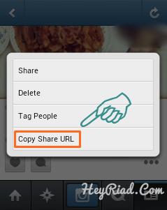 download gambar langsung di android