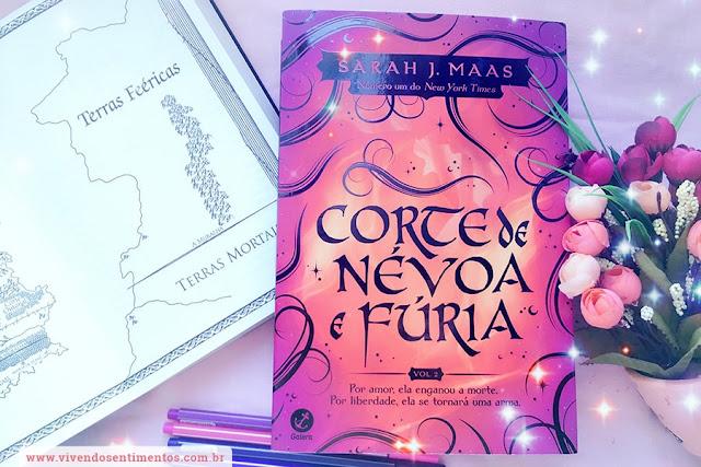 Corte de Névoa e Fúria - Livro 2