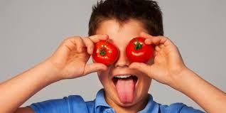 Mata Minus ( miopia ) Cepat Sembuh dengan Makanan Ini