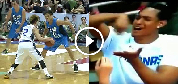 Terrence Romeo's INSANE Double Crossover & Jordan Clarkson REACTION (VIDEO)