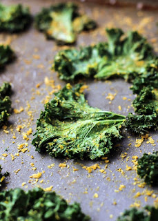 The Best Kale Chips - vegan, paleo And Whole30 Compliant