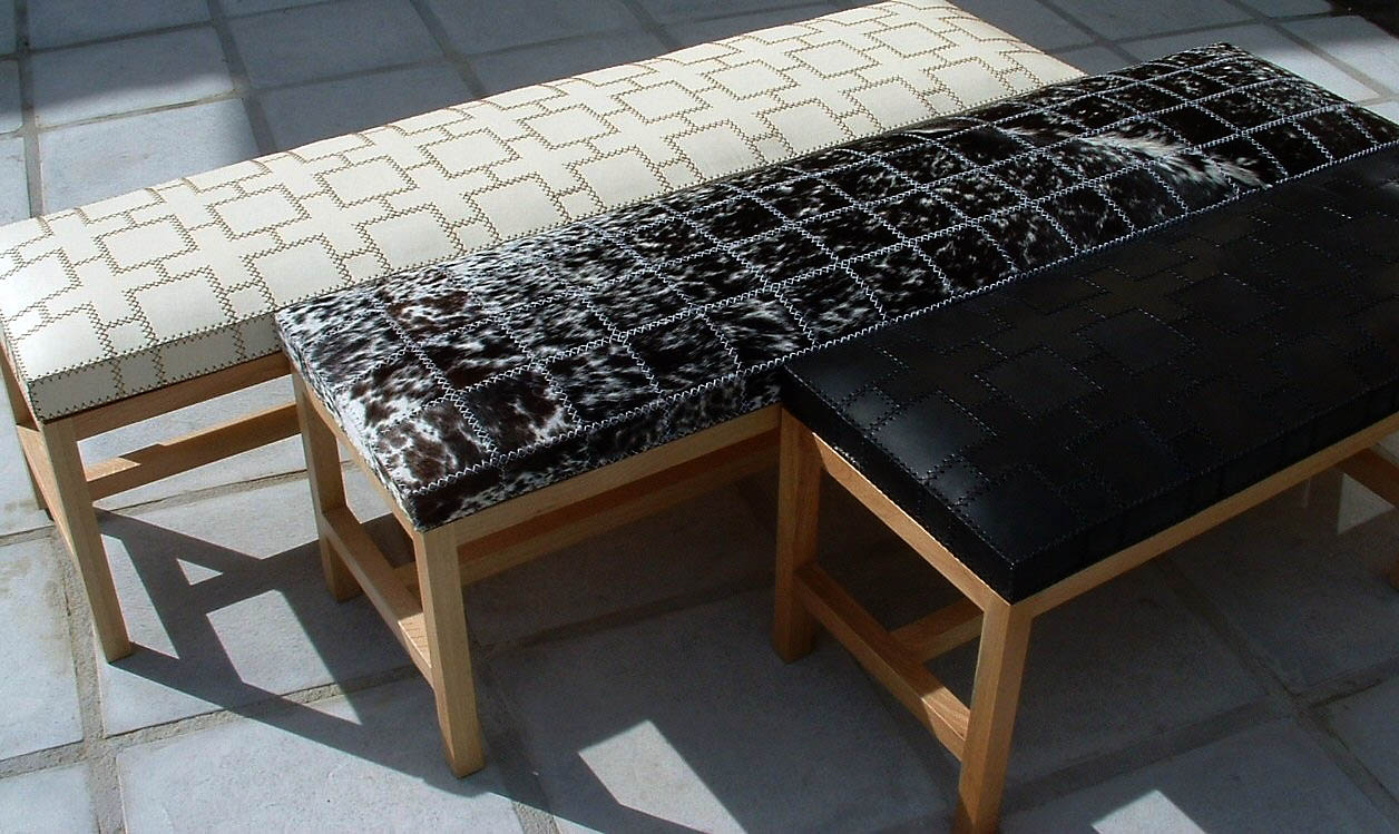 COWHIDE & LEATHER FURNITURE│COWHIDE AREA RUGS│PHASES