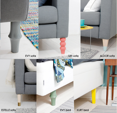 pejd all about diy neue f sse f r die ikea couch. Black Bedroom Furniture Sets. Home Design Ideas