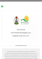 How to Register and Apply For N-Power Social Investment Program